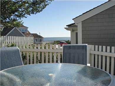 Mashpee, New Seabury, Mashpee New Seabury vacation rental - View from patio
