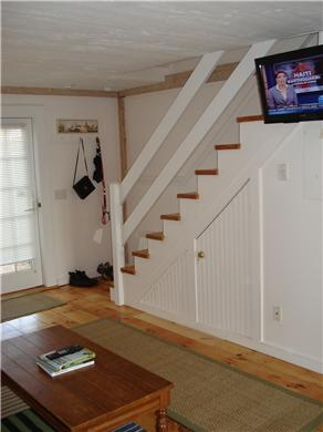 Mashpee, New Seabury, Mashpee New Seabury vacation rental - Stairs to bedrooms