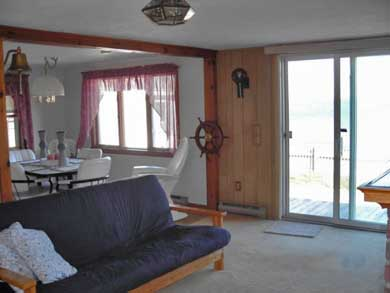 Plymouth MA vacation rental - View of living/dining room(s)