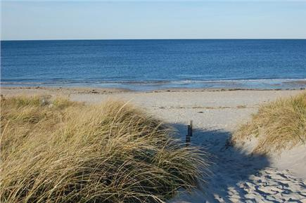 East Sandwich Cape Cod vacation rental - East Sandwich Beach