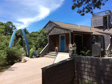 North Eastham Cape Cod vacation rental - Front of House