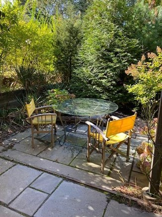 North Eastham Cape Cod vacation rental - Private patio off of 3rd bedroom.