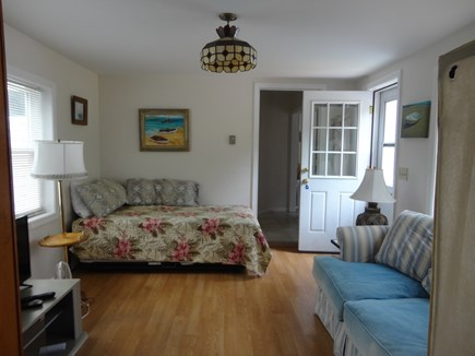 West Yarmouth Cape Cod vacation rental - Den with trundle-2 twins or king