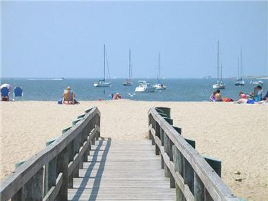 West Yarmouth Cape Cod vacation rental - Short stroll to Colonial Acres Beach