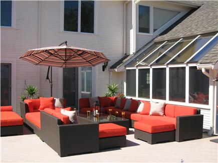 Kingston MA vacation rental - If you like lounging in style…