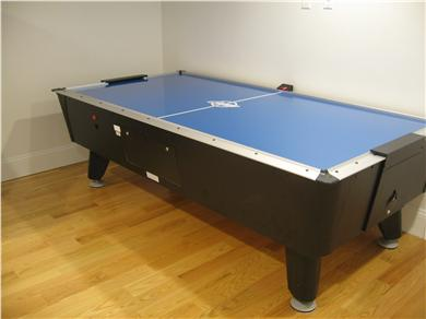 Kingston MA vacation rental - Don't need to know how to skate, to be an Air Hockey great!