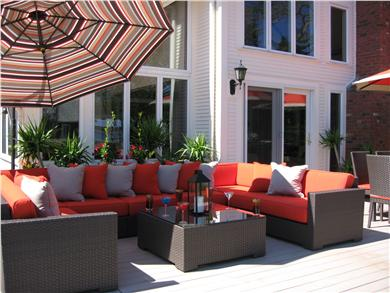 Kingston MA vacation rental - Relaxing that is never slacking!