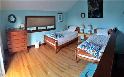Brewster Cape Cod vacation rental - 3rd floor outfitted with 2 twin beds
