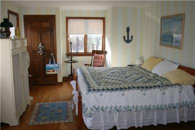 Brewster Cape Cod vacation rental - 1st floor Bedroom with 1 King Bed