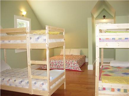 Wellfleet Cape Cod vacation rental - Kids' Bedroom