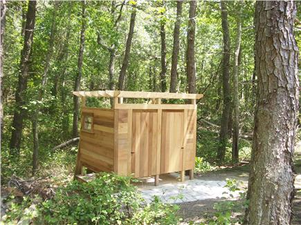 Wellfleet Cape Cod vacation rental - Outdoor Showers