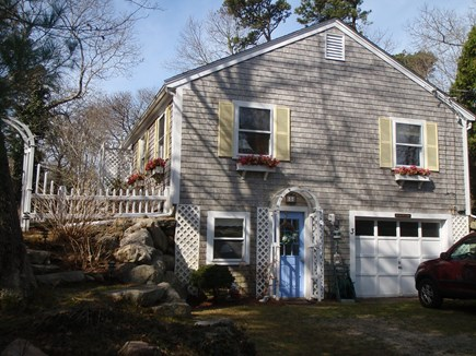 Brewster Cape Cod vacation rental - Look at House From Driveway