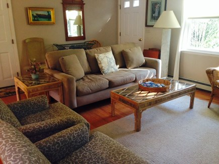 Brewster Cape Cod vacation rental - Another look at living area