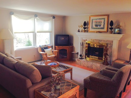 Brewster Cape Cod vacation rental - Another view of living area
