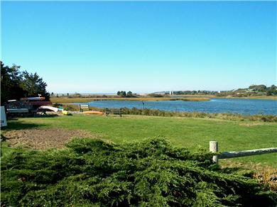 Chatham Cape Cod vacation rental - Neighborhood common area with view of Ridgevale Beach