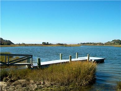 Chatham Cape Cod vacation rental - Neighborhood dock; great for kids - crabbing and fishing