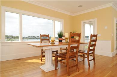West Yarmouth Cape Cod vacation rental - Dining Area upgraded to 10 seats