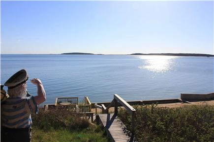 Wellfleet Cape Cod vacation rental - Water view