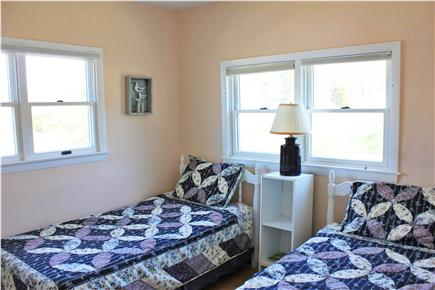 Wellfleet Cape Cod vacation rental - Downstairs  Bedroom