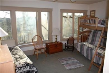Truro Cape Cod vacation rental - Lower level Kids bedroom