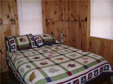 West Chatham Cape Cod vacation rental - Bedroom #2 with Full bed