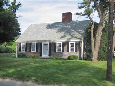 North Dennis Cape Cod vacation rental - Corporation Road ''Beach Walk''- 3/10's mile to Beach