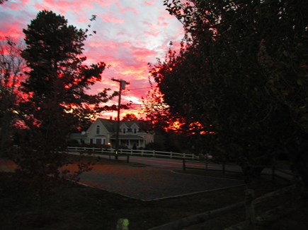 North Dennis Cape Cod vacation rental - Sunset
