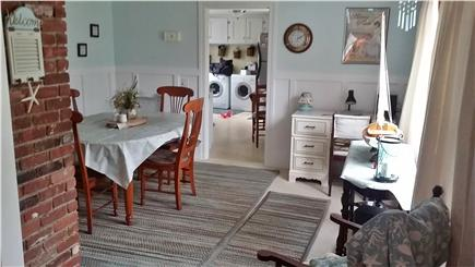 North Dennis Cape Cod vacation rental - Formal dining room
