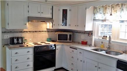 North Dennis Cape Cod vacation rental - Kitchen