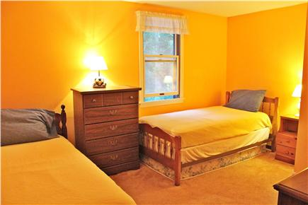West Falmouth/Old Silver Beach Cape Cod vacation rental - Twin bedroom - neat and tidy
