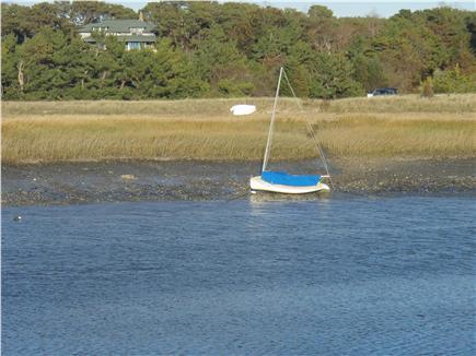 Wellfleet Cape Cod vacation rental - Wellfleet Harbor is just 1/4 of mile away