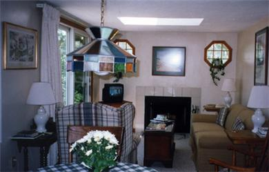 Wellfleet Cape Cod vacation rental - Living/Dining