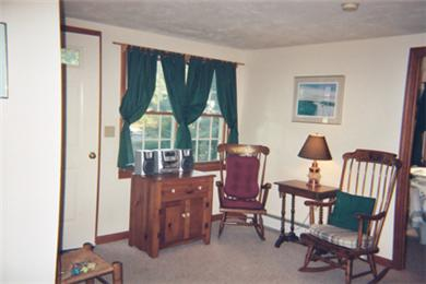 Wellfleet Cape Cod vacation rental - Sitting Room