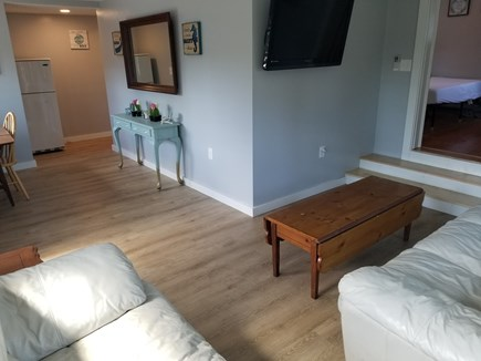 Dennis Port Cape Cod vacation rental - 2nd Family room to relax and play board games