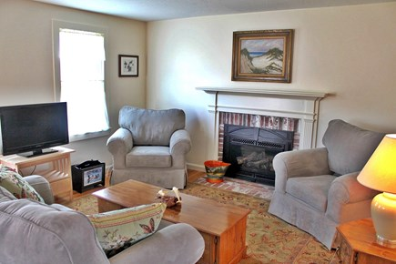 Chatham Cape Cod vacation rental - Beautiful Living room