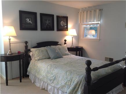 Harwich Cape Cod vacation rental - Queen with sitting area and desk with work space & WiFi