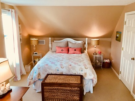 Harwich Cape Cod vacation rental - Queen Bedroom with luxury bedding and mattress!