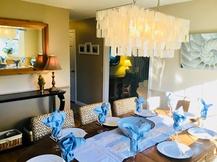 Harwich Cape Cod vacation rental - Wonderful dinners here with everything you need for entertaining