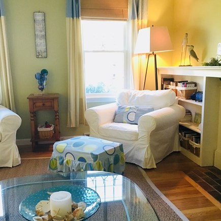Harwich Cape Cod vacation rental - Feet up, grab a book, or use the speedy Wi-Fi.