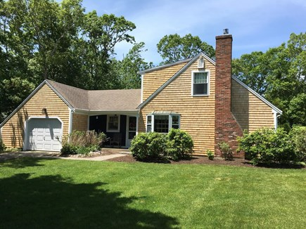 Harwich Cape Cod vacation rental - Quiet cul-de-sac location with gardens and green space