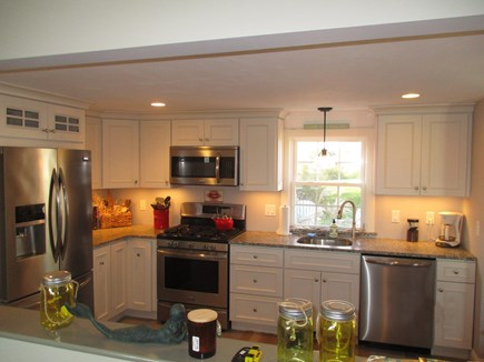 South Yarmouth Cape Cod vacation rental - Eat-In Kitchen