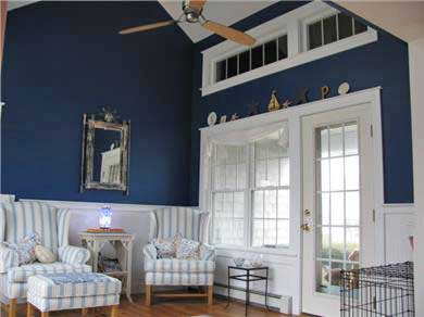 South Yarmouth Cape Cod vacation rental - Sitting Room