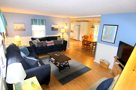Eastham Cape Cod vacation rental - LR 1