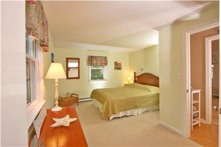 Eastham Cape Cod vacation rental - Master bedroom, main floor