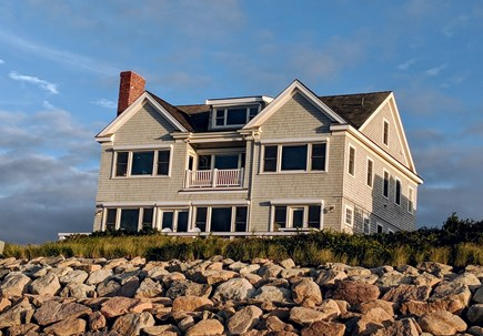 Dennis Village Cape Cod vacation rental - Beach Front