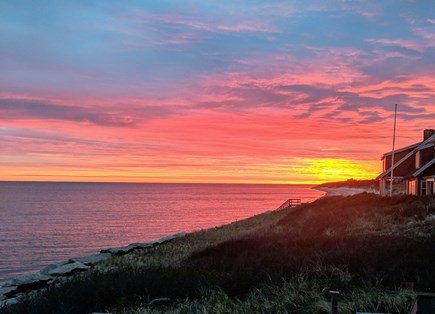Dennis Village Cape Cod vacation rental - Sunrise