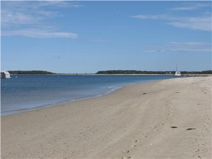 Hyannis Cape Cod vacation rental - Kalmus Beach - warm water, great for many shells