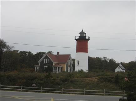 Hyannis Cape Cod vacation rental - One of Cape Cod's many lighthouses