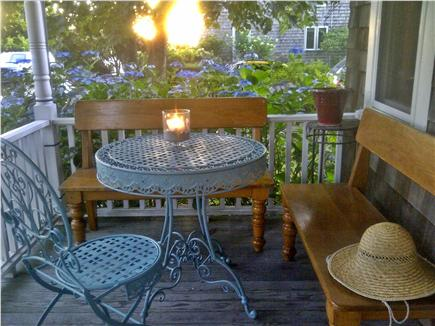 Woods Hole Woods Hole vacation rental - Front porch