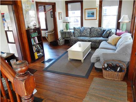 Woods Hole Woods Hole vacation rental - Front living room:  (sofa bed)